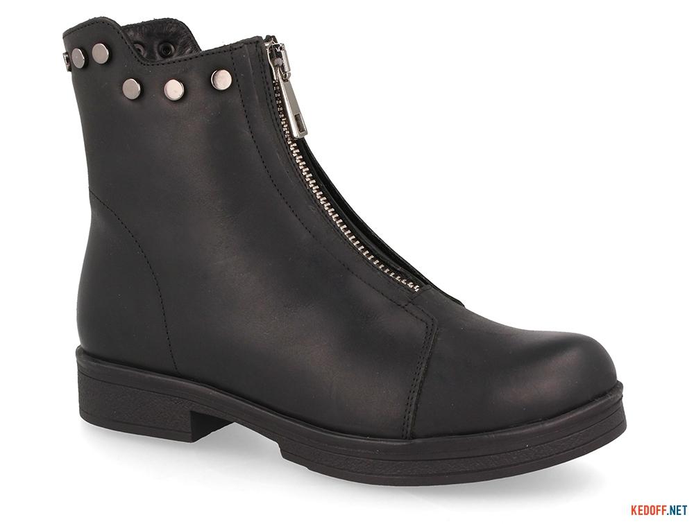 Купить Женские ботинки Forester Zip Crazy 3500-27