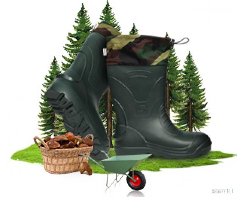 Доставка Резиновые сапоги Forester Rain 4429