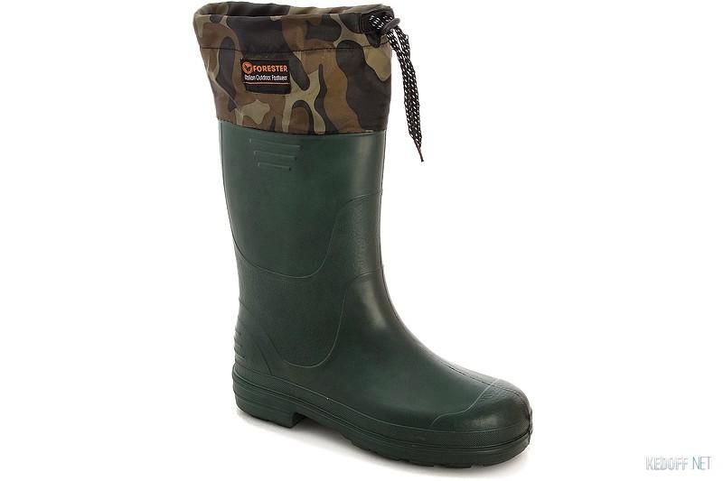 Купить Резиновые сапоги Forester Rain 4429