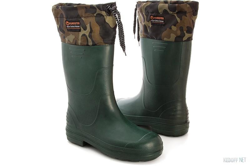 Резиновые сапоги Forester Rain 4429 купить Украина