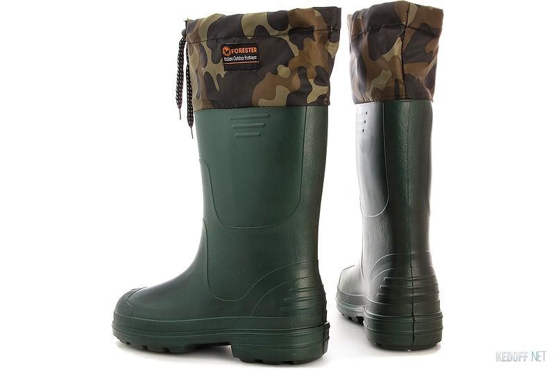 Резиновые сапоги Forester Rain 4429 купить Киев