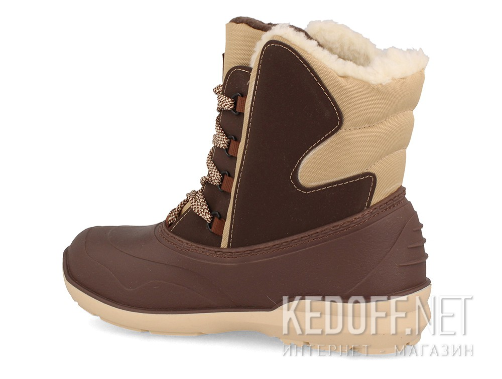 Зимові черевики Forester Grenlandia A7011-18 Brown Colorway
