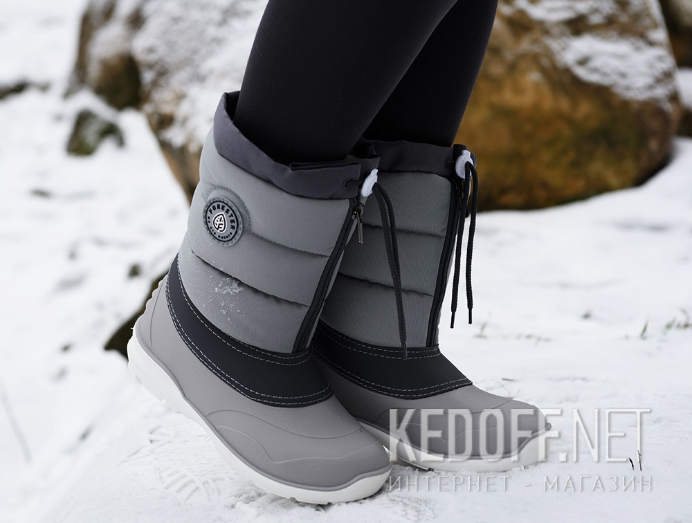 Winter boots Forester Apre-ski A70111-38  описание