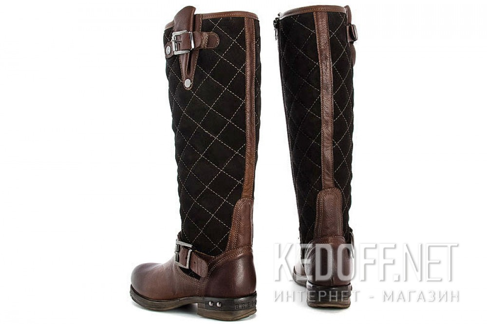 Women's boots Greyder 3283-5817 Brown Leather