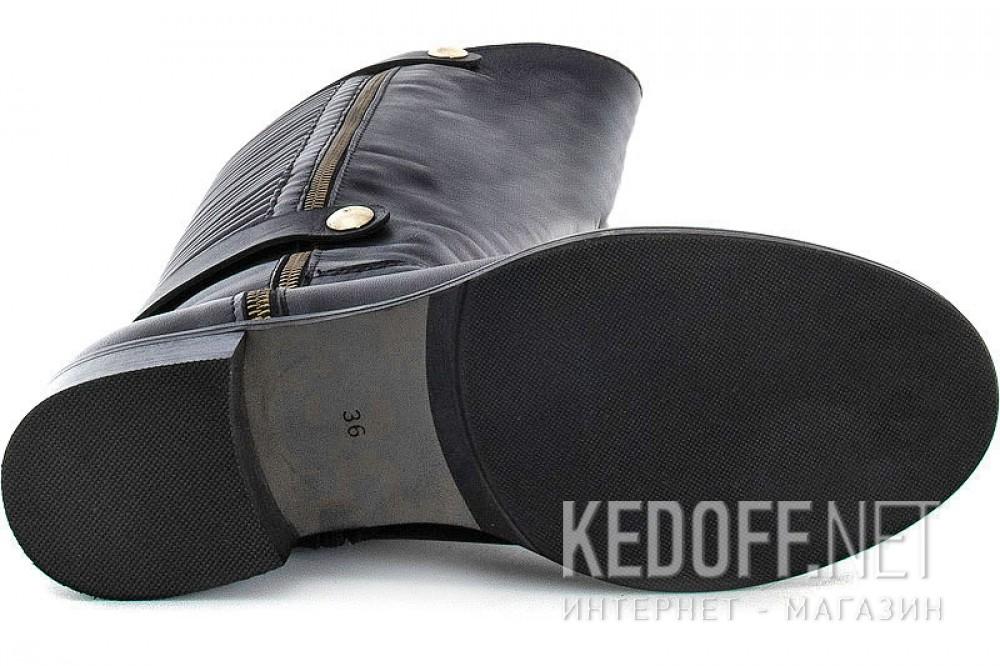 Women's High Boots Greyder 5410-2 Black