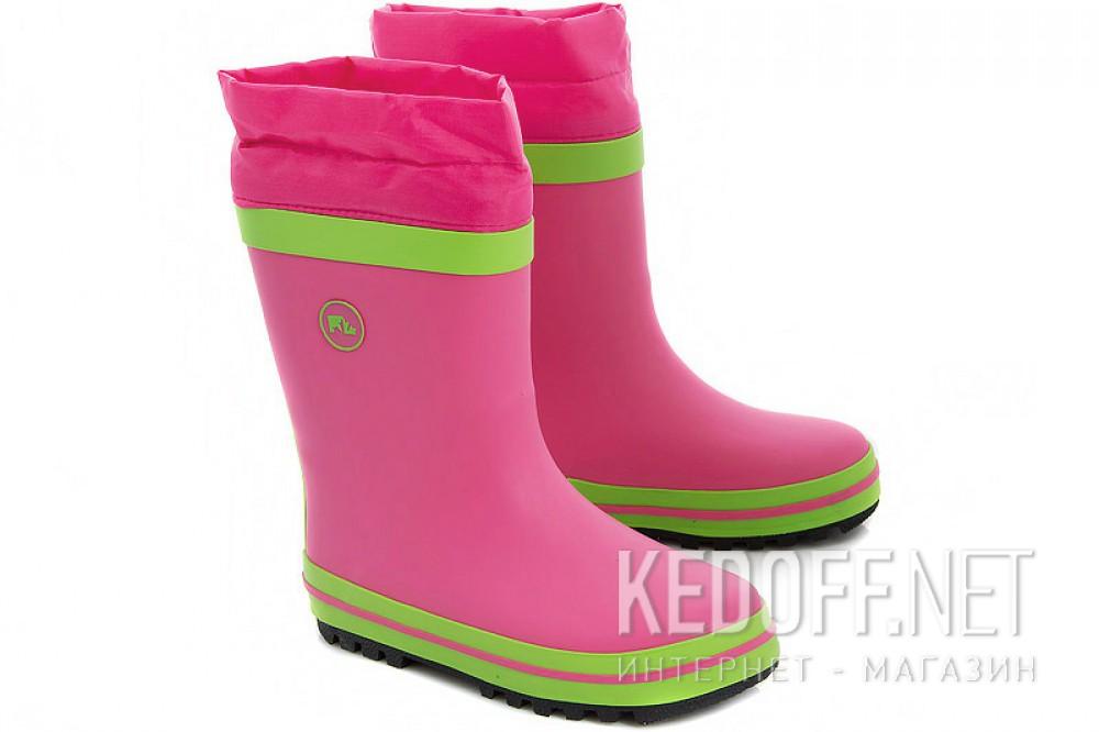 Купить Детские резиновые сапоги Lumberjack 325002   (розовый)