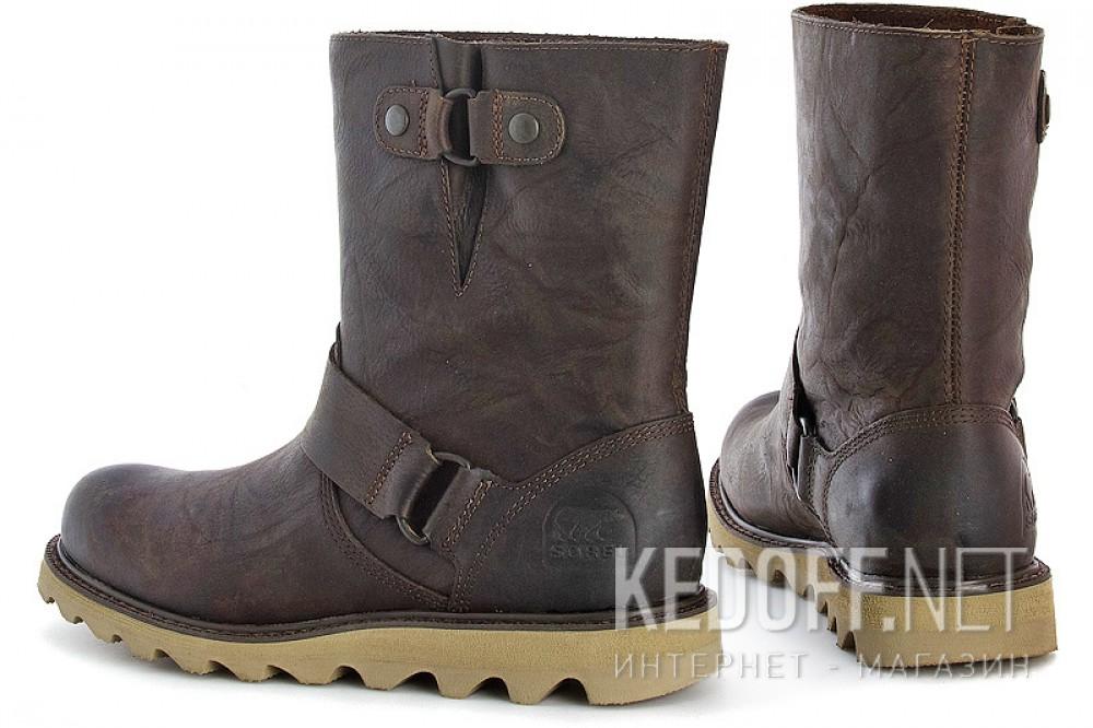 Boots Sorel Scotia 1999-202 dark brown