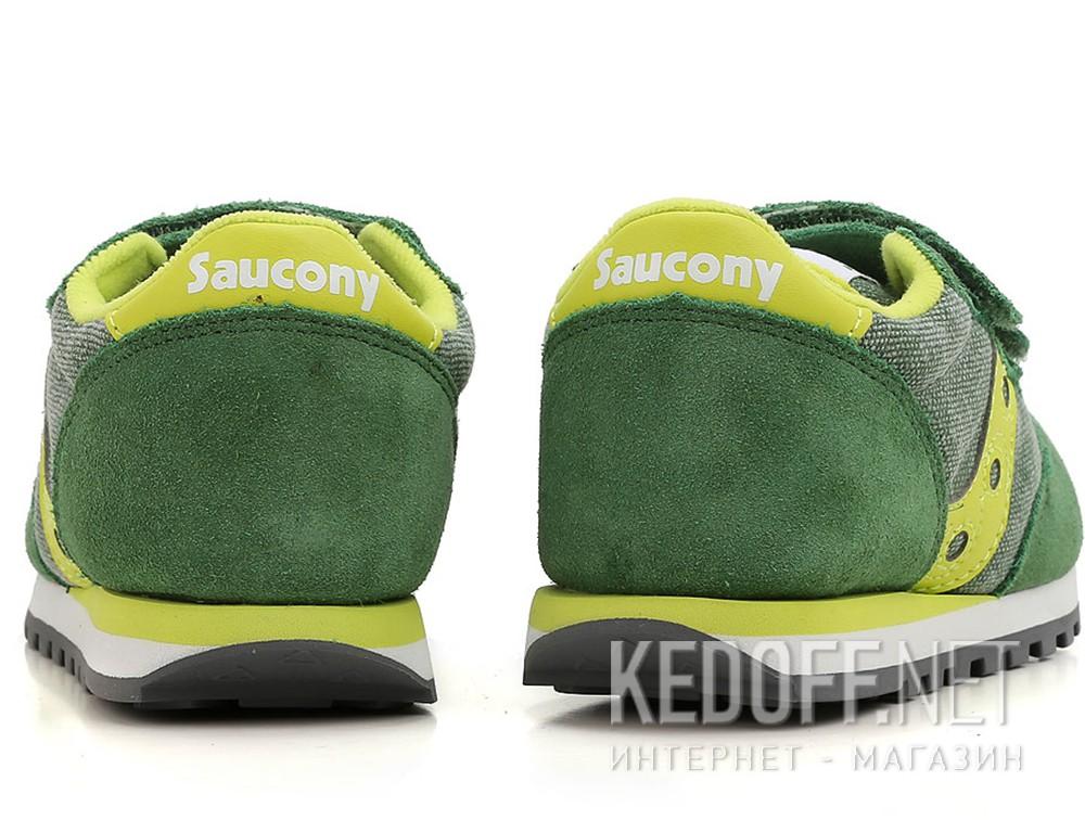 Кроссовки Saucony Jazz Double Hl Sc55559  (зеленый) купить Киев