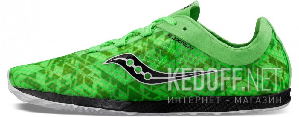 Мужская спортивная обувь Saucony men's Endorphin Racer 2 S29031-1   (зеленый) купить Киев