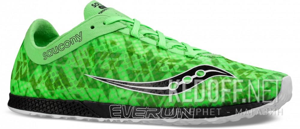 Купить Мужская спортивная обувь Saucony men's Endorphin Racer 2 S29031-1   (зеленый)
