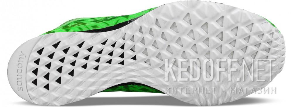 Мужская спортивная обувь Saucony men's Endorphin Racer 2 S29031-1   (зеленый) описание