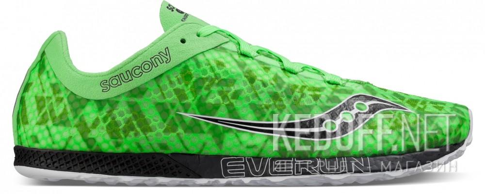 Мужская спортивная обувь Saucony men's Endorphin Racer 2 S29031-1   (зеленый) купить Украина