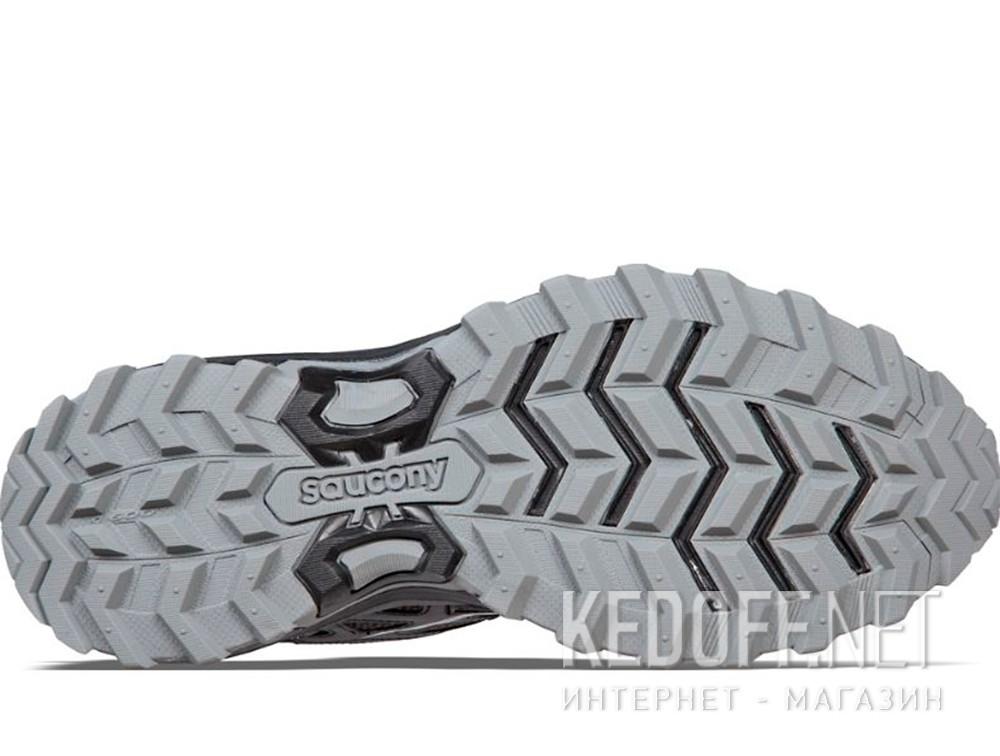 Мужские кроссовки Saucony Excursion Tr11 S20392-2   (чёрный) описание