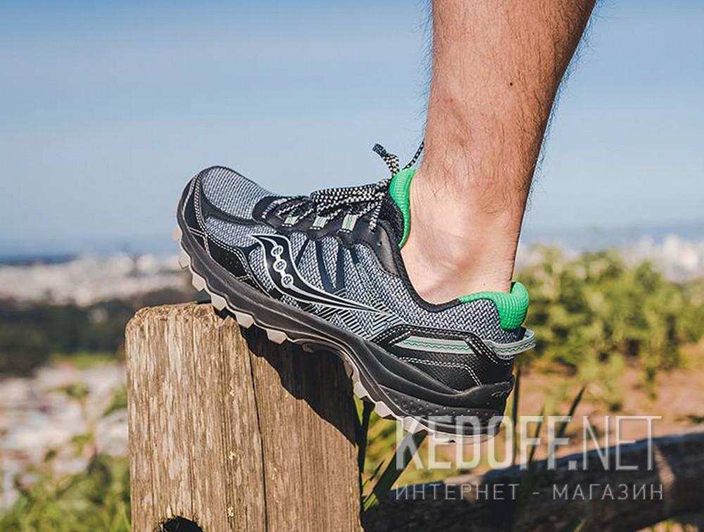 Цены на Мужские кроссовки Saucony Excursion Tr11 S20392-2   (чёрный)