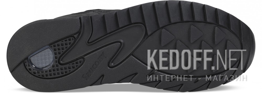 Цены на Мужские комфорт Saucony S70304-1   (чёрный)