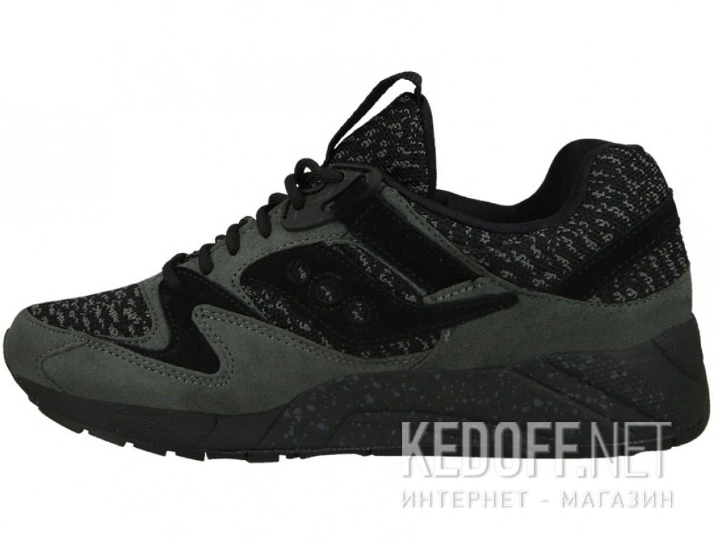 Мужские комфорт Saucony Grid 9000 70302-2S   (чёрный) купить Киев