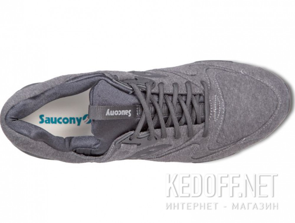 Оригинальные Saucony GRID 9000 HT BLACK S70348-1   (чёрный)