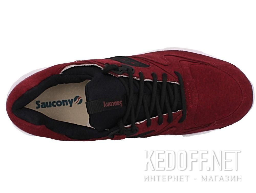 Мужские кроссовки Saucony Grid 9000 Ht S70348-3   (бородо) описание