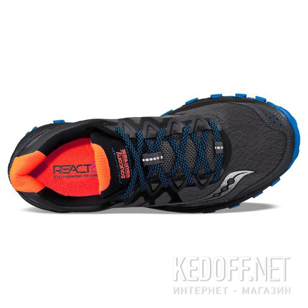 Оригинальные Мужские кроссовки Saucony S25326-1   (чёрный)