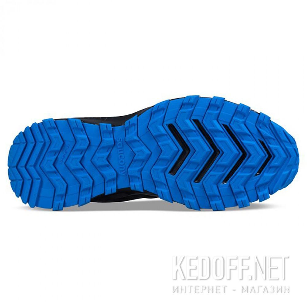 Мужские кроссовки Saucony S25326-1   (чёрный) описание