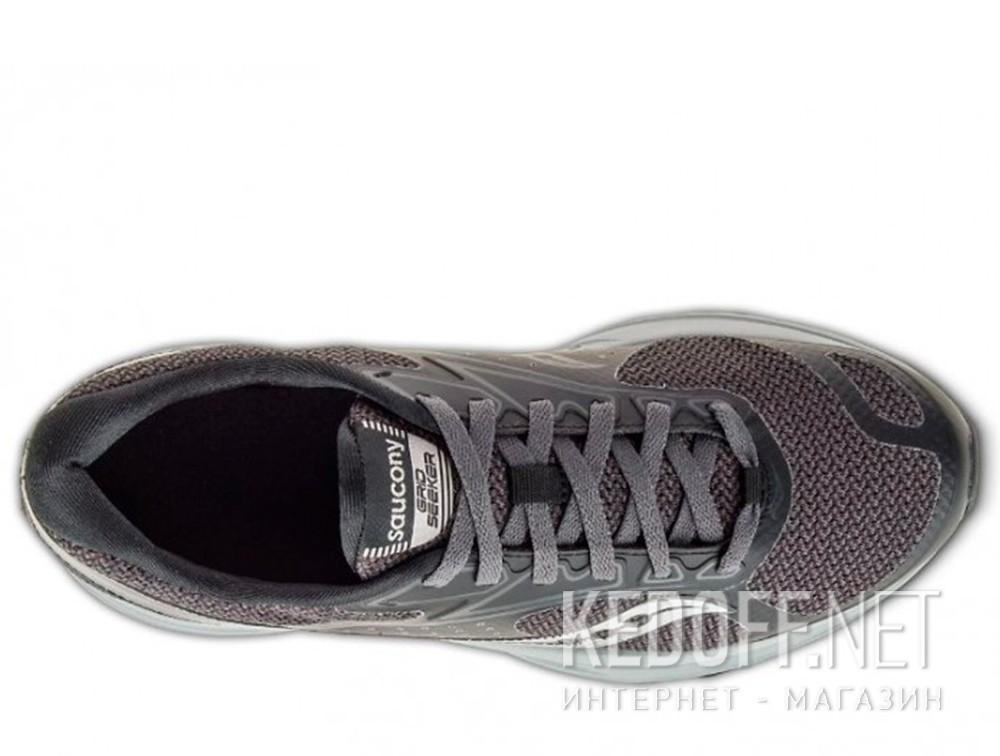 Saucony Grid Seeker Eur 25302-3S унисекс   (чёрный/серый) купить Киев