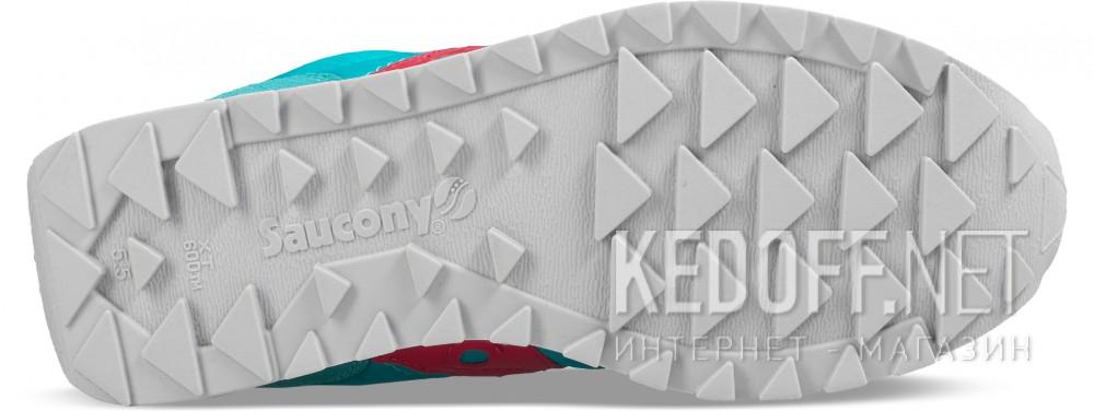 Цены на Текстильная обувь Saucony Low Pro S1866-221 унисекс   (бирюзовый)