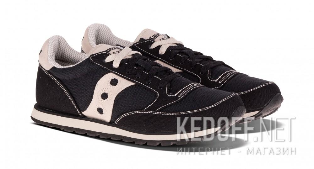 Мужские кроссовки Saucony Jazz Low Pro Vegan 2887-4   (чёрный) купить Украина