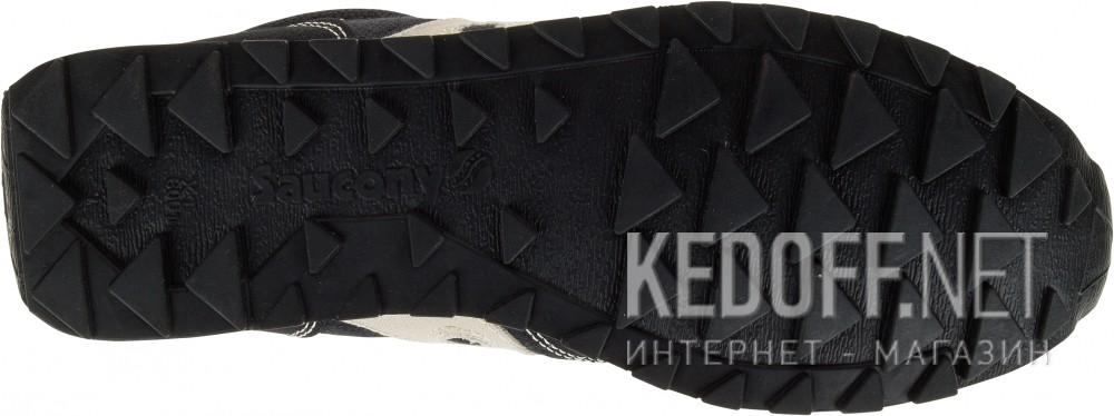 Мужские кроссовки Saucony Jazz Low Pro Vegan 2887-4   (чёрный) все размеры