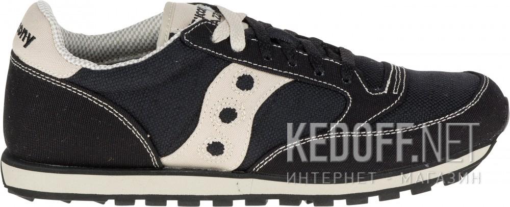 Мужские кроссовки Saucony Jazz Low Pro Vegan 2887-4   (чёрный) купить Киев