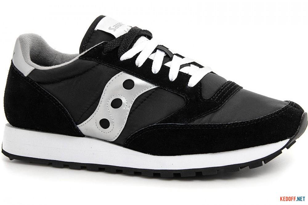 Add to cart Sneakers Saucony Jazz Original S1044-1 unisex (black)