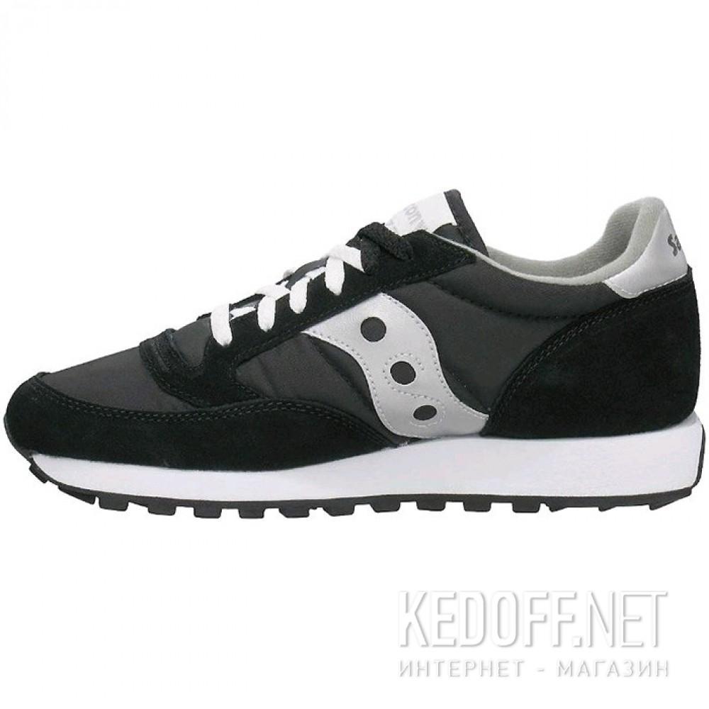 Оригинальные Sneakers Saucony Jazz Original S1044-1 unisex (black)