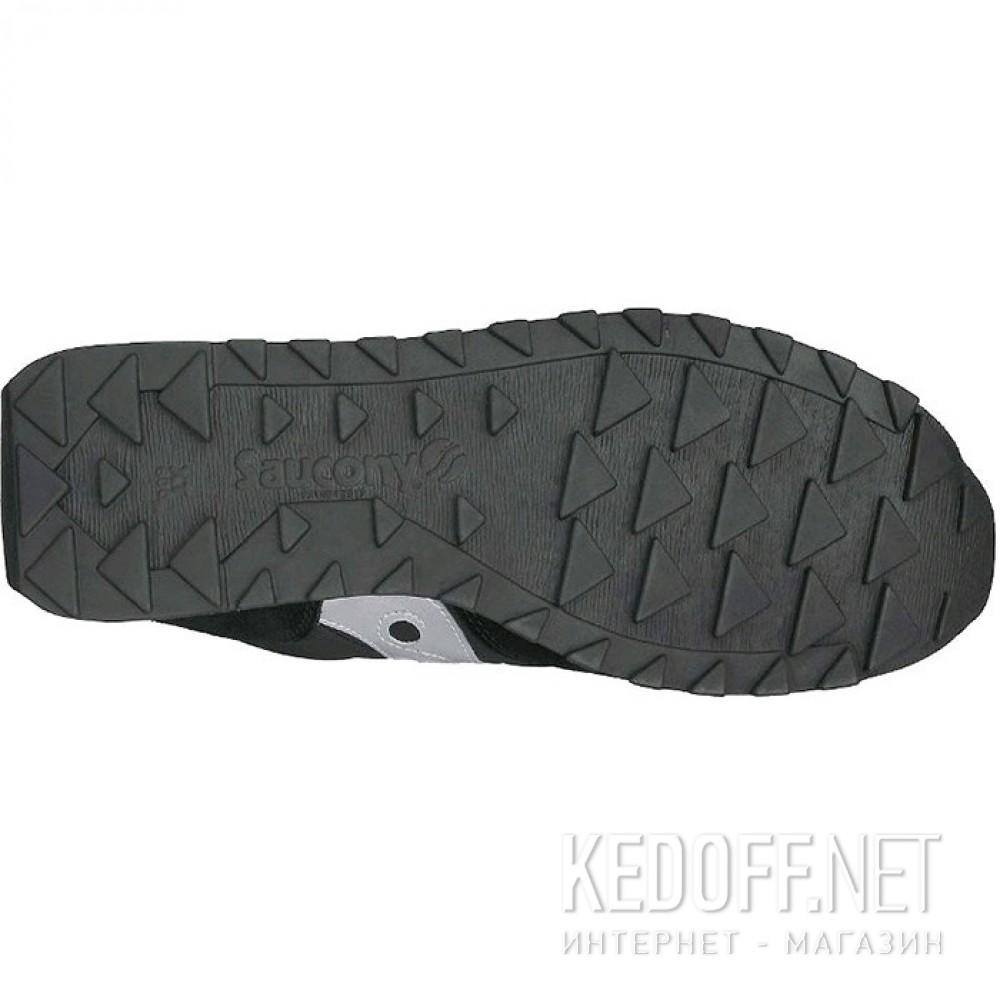 Цены на Sneakers Saucony Jazz Original S1044-1 unisex (black)