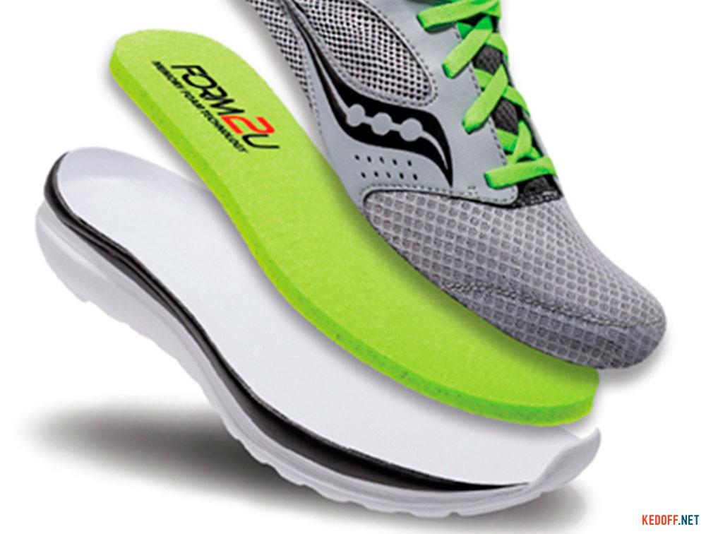 83cb287a Кроссовки Saucony Kineta Relay S25244-10 (серый) в магазине обуви ...