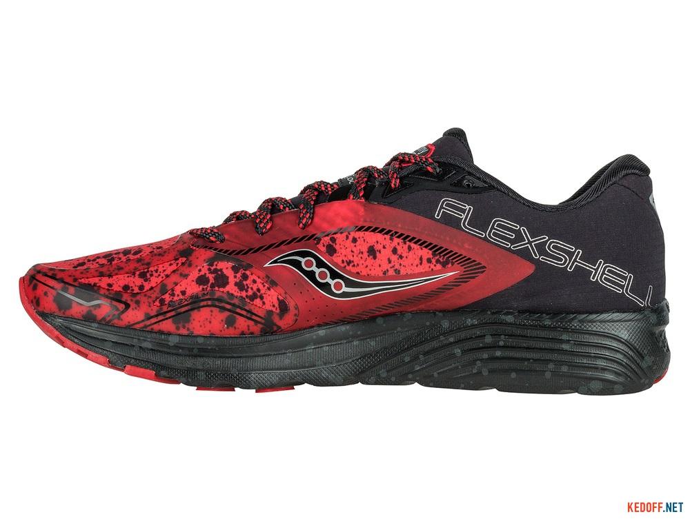 Мужские кроссовки Saucony Kinvara 7 Runshield S20299-1   (красный) купить Киев
