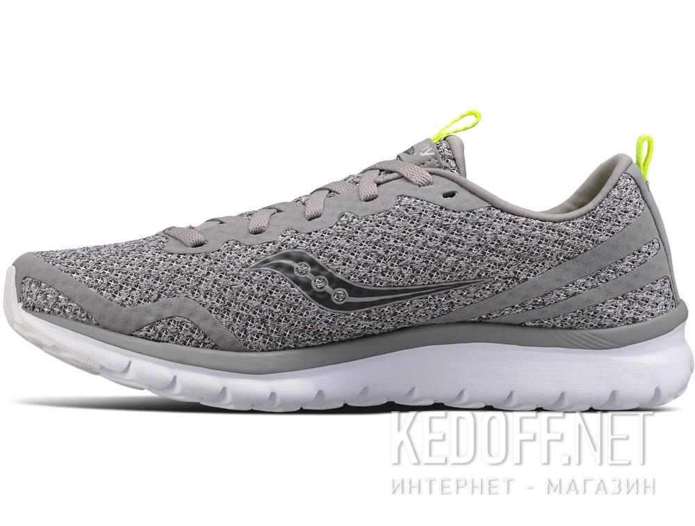 Кроссовки Saucony Liteform Feel S40008-21   (серый) купить Киев