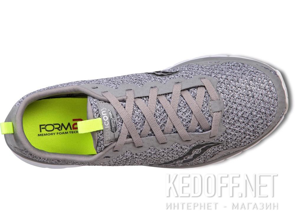 Оригинальные Кроссовки Saucony Liteform Feel S40008-21   (серый)