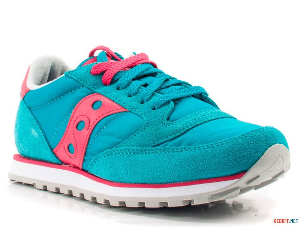 Купить Текстильная обувь Saucony Low Pro S1866-221 унисекс   (бирюзовый)