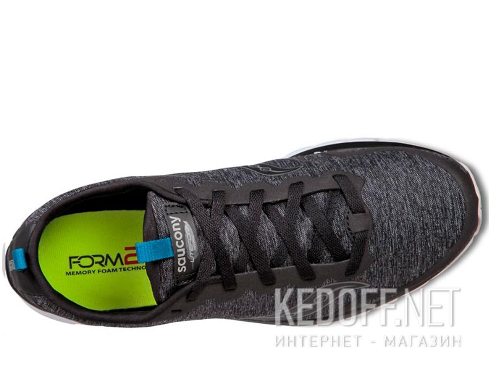 Кроссовки Saucony men's Liteform Feel S40008-22 унисекс   (чёрный/серый) купить Украина