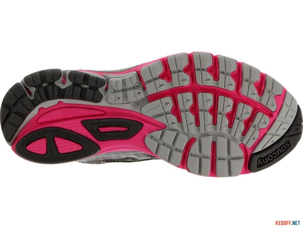 Текстильная обувь Saucony Ride 8 Gore-Tex 10286-1 унисекс   (розовый/чёрный/серый) описание