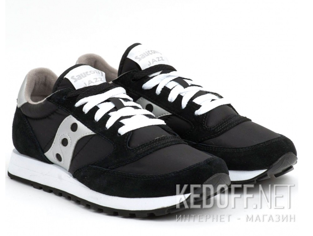 Sneakers Saucony Jazz Original S1044-1 unisex (black) купить Украина