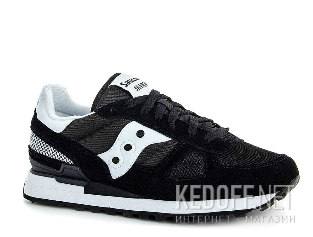 Shop Men s sneakers Saucony Shadow Original S2108-518 (black) at ... 006cf7db81550
