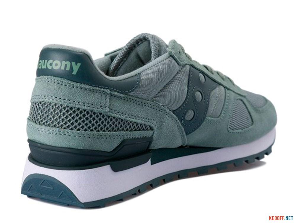 Оригинальные Мужские кроссовки Saucony S2108-641   (оливковий)
