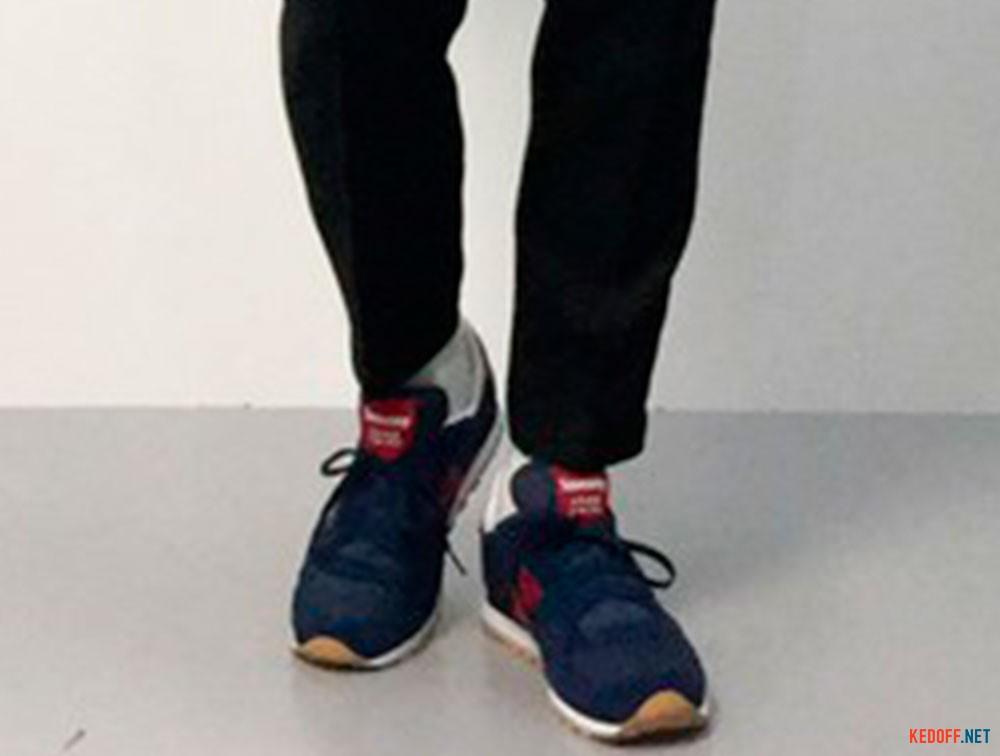 Кроссовки Saucony S2866-167   (тёмно-синий) все размеры