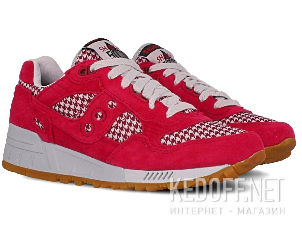 Женские кроссовки Saucony Shadow 5000 Ht 60350-3S    (красный/серый) купить Украина