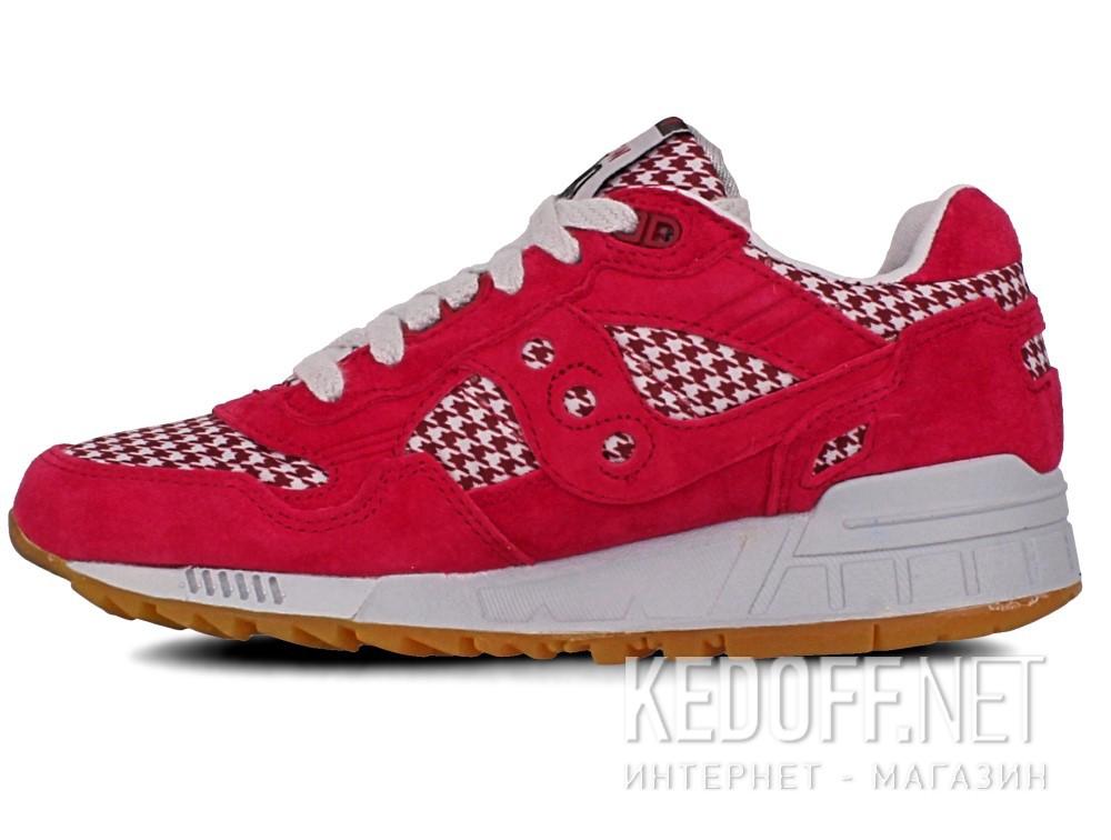 Оригинальные Женские кроссовки Saucony Shadow 5000 Ht 60350-3S    (красный/серый)