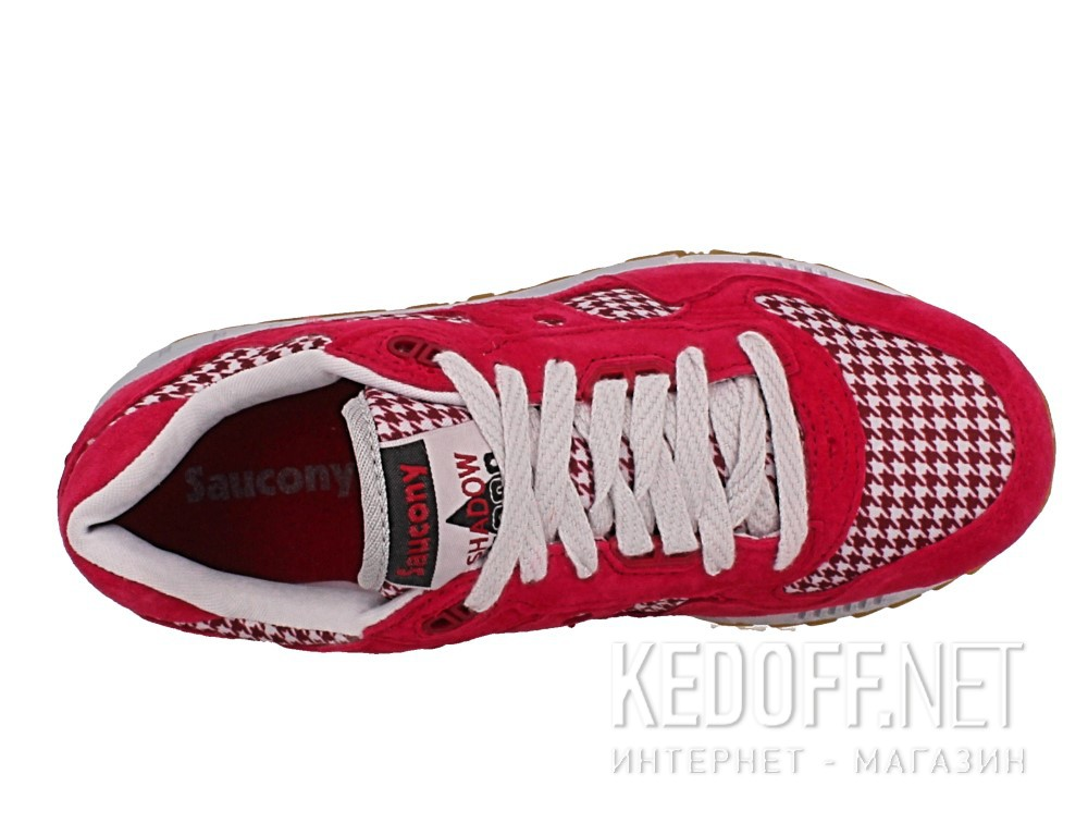 Цены на Женские кроссовки Saucony Shadow 5000 Ht 60350-3S    (красный/серый)