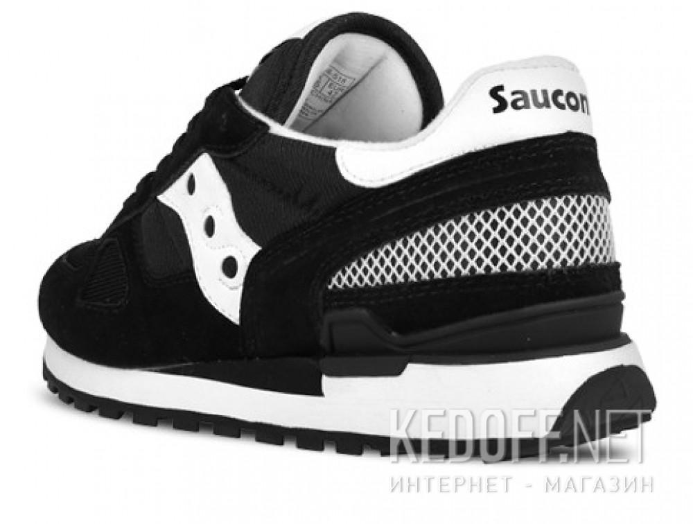 Оригинальные Мужские кроссовки Saucony Shadow Original S2108-518   (чёрный)