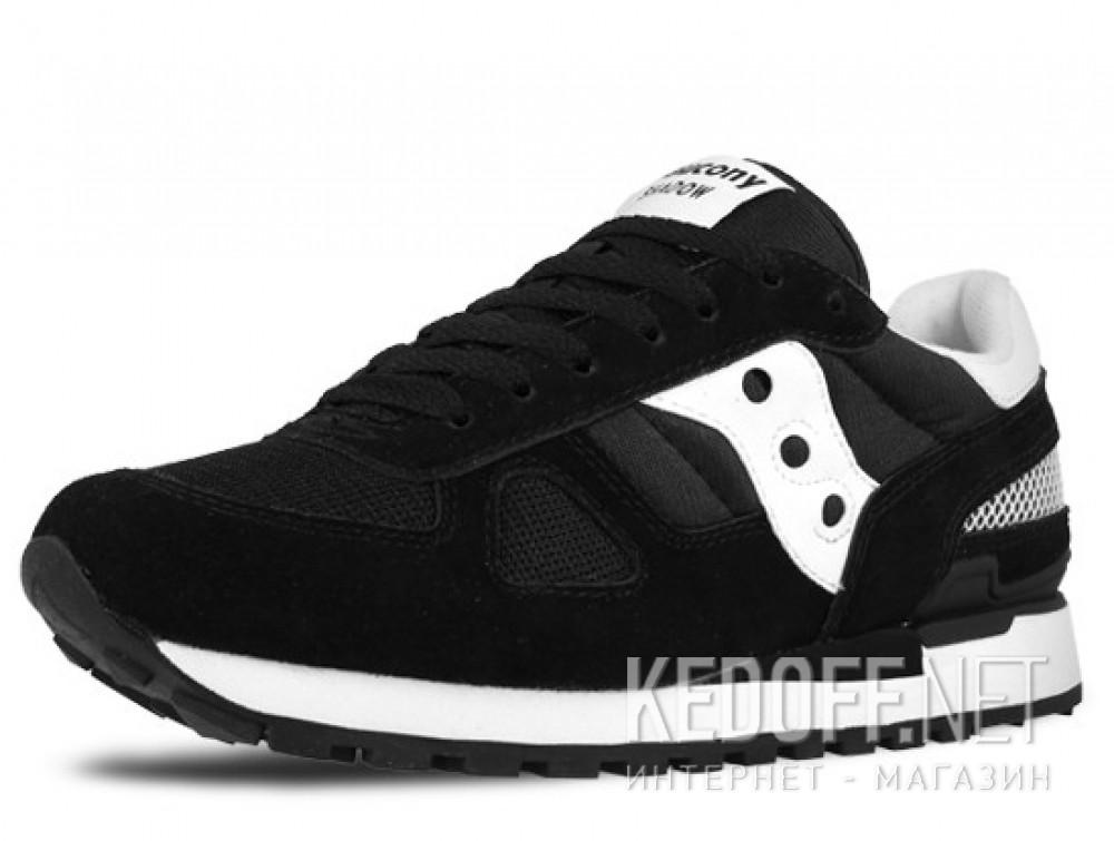 Мужские кроссовки Saucony Shadow Original S2108-518   (чёрный) описание