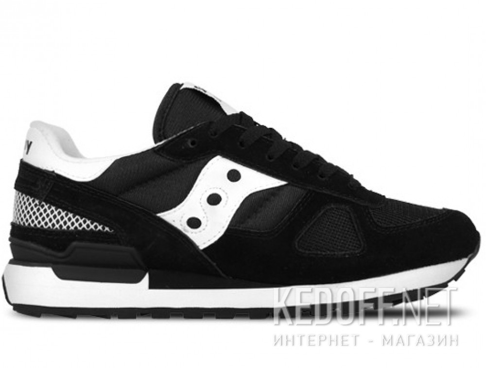 Men s sneakers Saucony Shadow Original S2108-518 (black) купить Украина bbfbf4cd97396