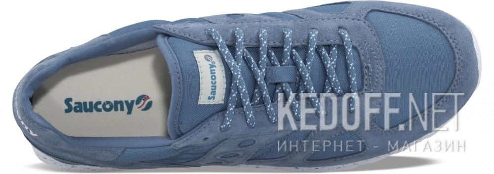 Кроссовки Saucony S70300-2   (голубой/синий) описание